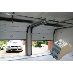 Ovládanie pre garážové brány